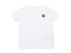 Wood Wood t-shirt Ola bright white